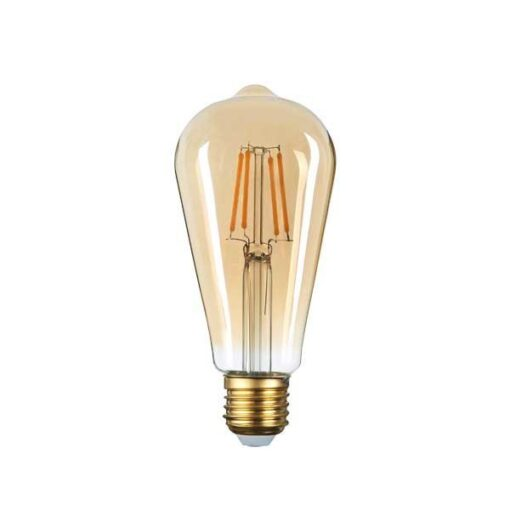Bec LED Vintage E27 4W Optonica - Avocado
