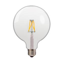 Bec LED Vintage, E27, 6.5W lumina alba naturala, Optonica