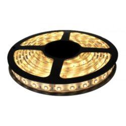 Banda LED 5m lumina calda, Optonica - protectie umiditate