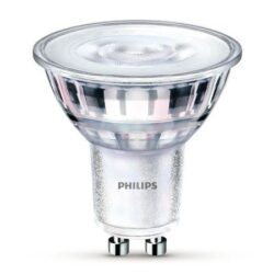 Spot LED GU10,5W, lumina calda, Philips