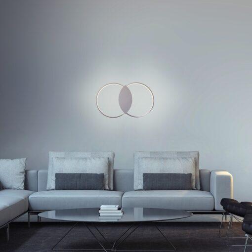 lampa perete decor