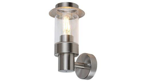 Lampa de perete exterior 1xE27, Rabalux - otel inoxidabil