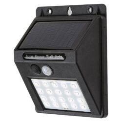 Lampa solara exterior (senzor) 1.3W lumina alba naturala, Rabalux